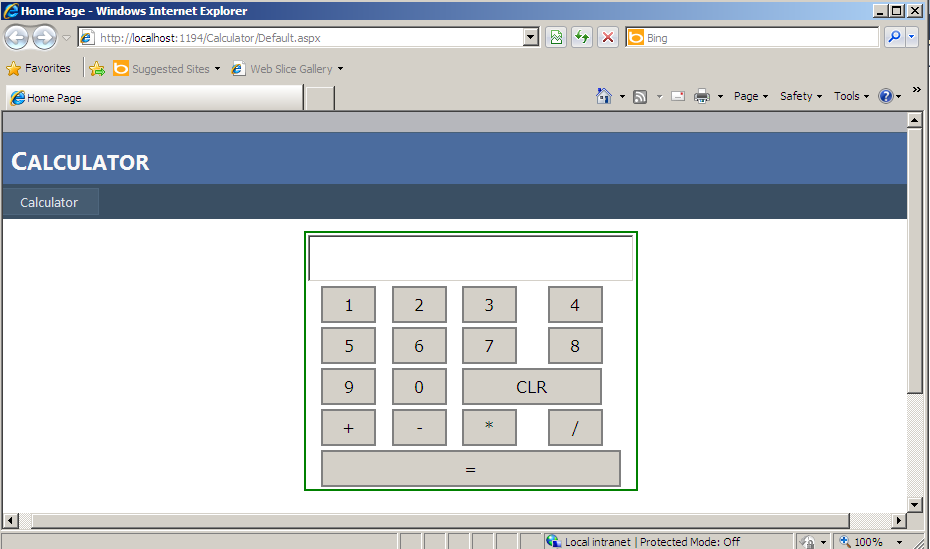 Calculator in aspdotnet and csharp.png